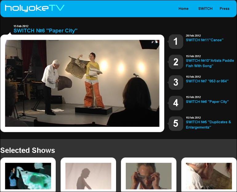 HolyokeTV.org