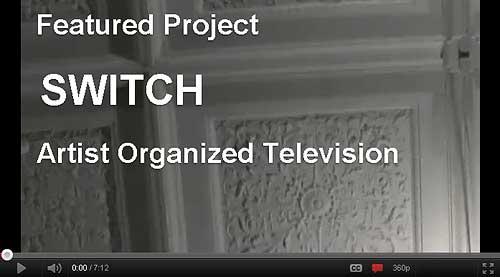 Artist Organized Television