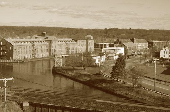 Holyoke, Massachusetts Canal System
