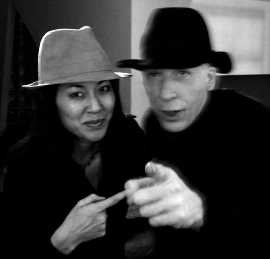 Angie Eng & Rhys Chatham
