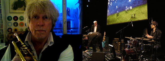 Rhys Chatham Paris + NYC 2010