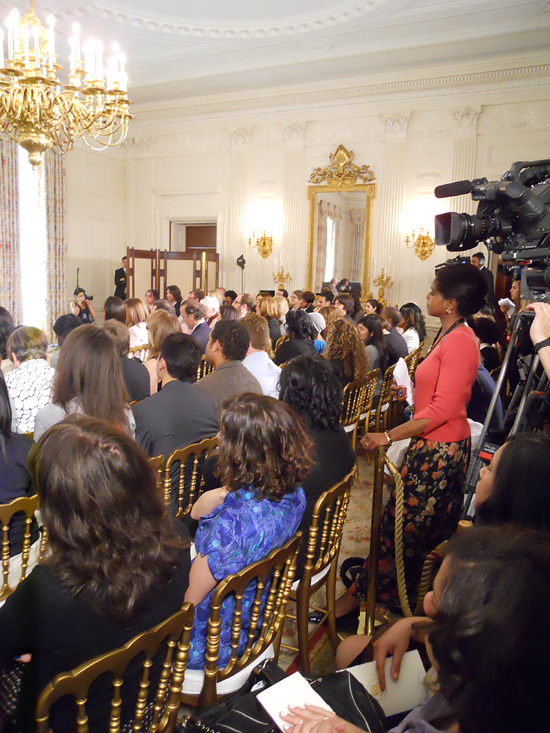 White House Poetry Workshop, Reinvesting in Arts Education